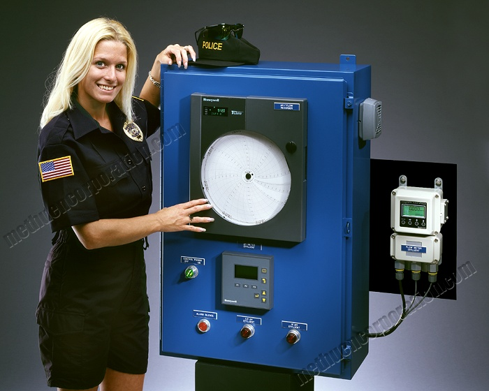 Ph Flow Monitoring System